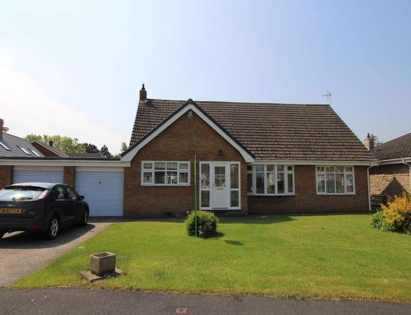 5 Bedrooms Detached Bungalow for sale in Falcon Walk, Hilton, Yarm, TS15