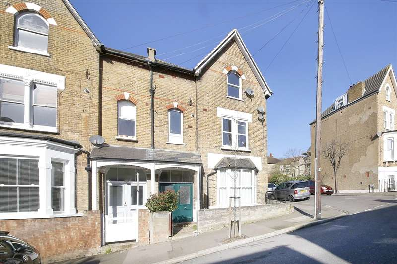 2 Bedrooms Apartment Flat for sale in Rockmount Road, Crystal Palace