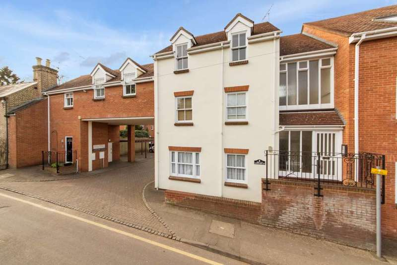 2 Bedrooms Apartment Flat for sale in Chesham Road, Berkhamsted
