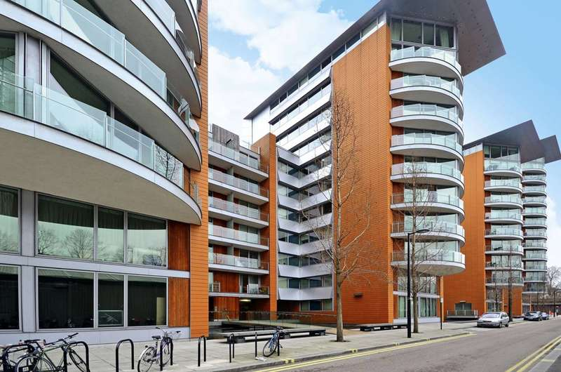 3 Bedrooms Flat for sale in Paddington Basin W2, Paddington, W2