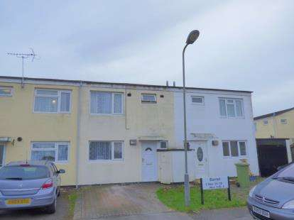 3 Bedrooms Terraced House for sale in Burnet, Stantonbury, Milton Keynes