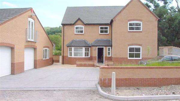4 Bedrooms Detached House for sale in River House & Ty Afon, Ystrad, Pentre