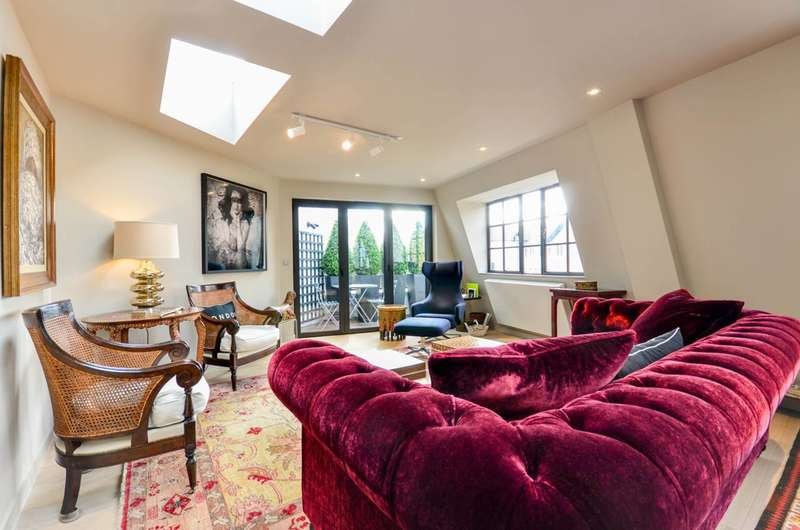 2 Bedrooms Flat for sale in Effie Road, Fulham, SW6