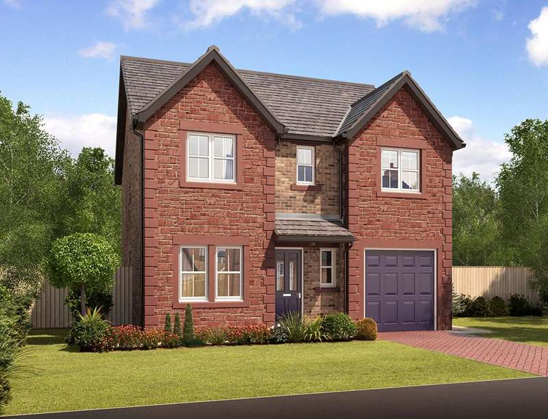 4 Bedrooms Detached House for sale in Station Road, Dalston, Carlisle, CA5