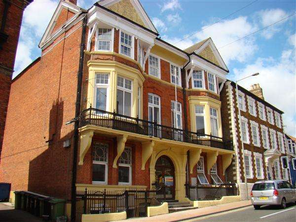 1 Bedroom Apartment Flat for sale in Apartments 1-14, 1A High Street, Wellingborough