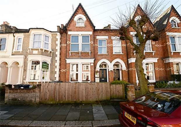 2 Bedrooms Flat for sale in Lincoln Road, East Finchley, N2