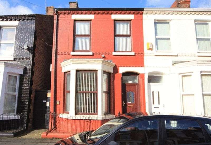2 Bedrooms Terraced House for sale in Tiverton Street, Wavertree, Liverpool, L15