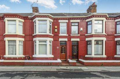 3 Bedrooms Terraced House for sale in Gidlow Road, Liverpool, Merseyside, L13