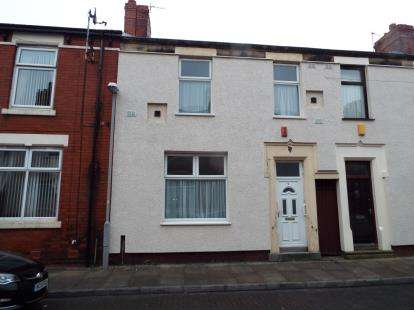 3 Bedrooms Terraced House for sale in Mete Street, Preston, Lancashire, PR1