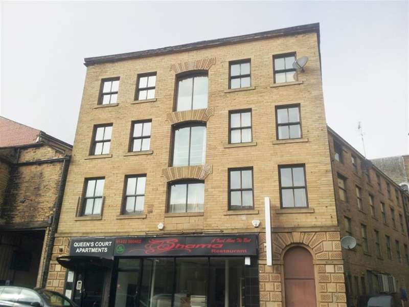 1 Bedroom Flat for sale in Bull Close Lane, Halifax, HX1 2EF