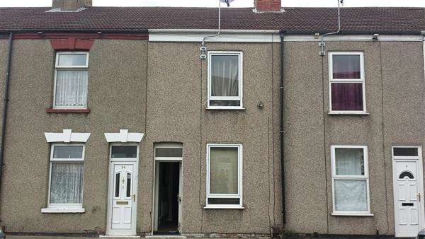 2 Bedrooms Terraced House for sale in Ripon Street, Grimsby