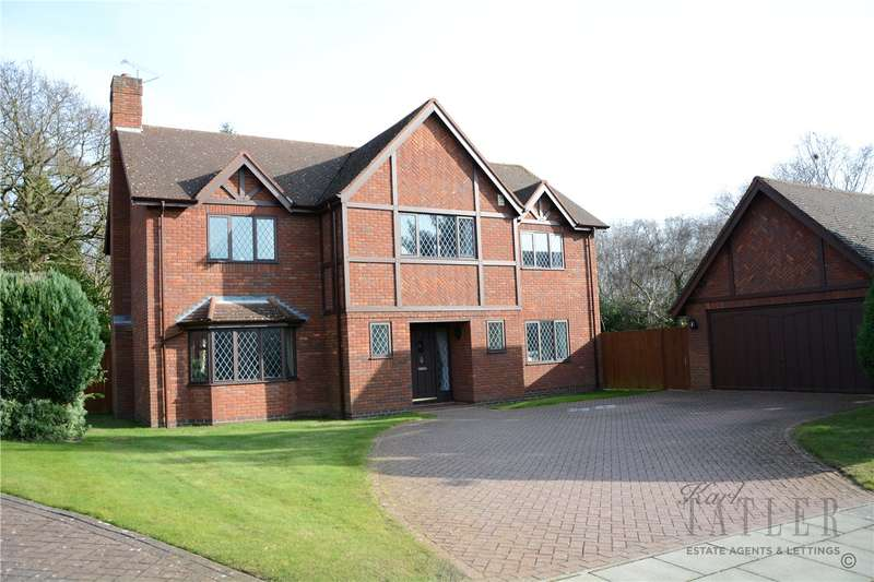 5 Bedrooms Detached House for sale in Dale Gardens, Heswall, Wirral
