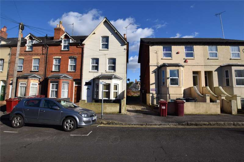 3 Bedrooms End Of Terrace House for sale in Argyle Street, Reading, Berkshire, RG1