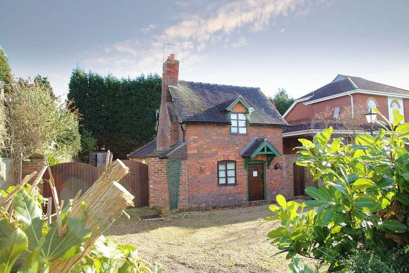 2 Bedrooms Cottage House for sale in Wellington Road, Donnington