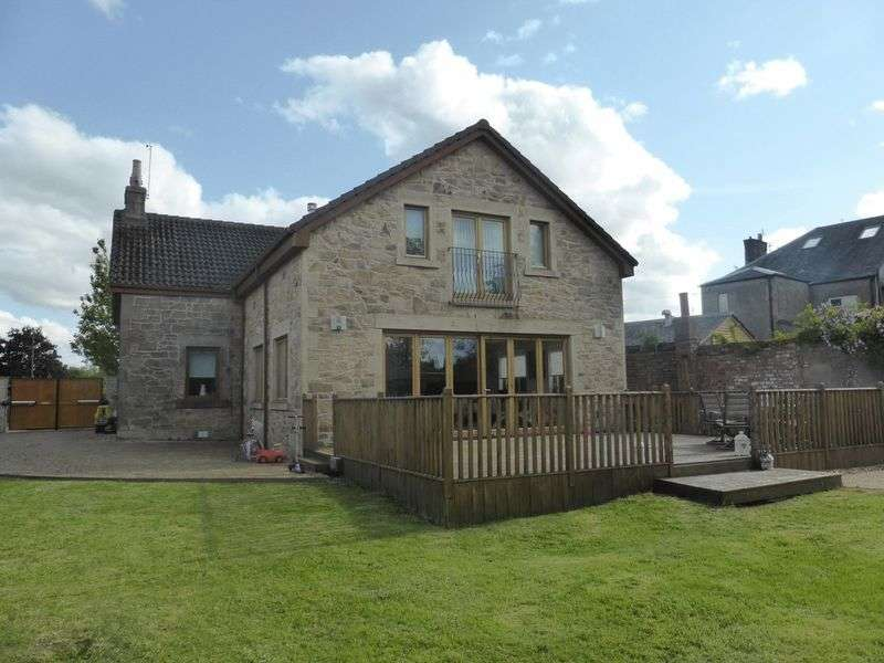 5 Bedrooms Detached House for sale in Large Stone Built Detached House - West Hall Road, Broxburn