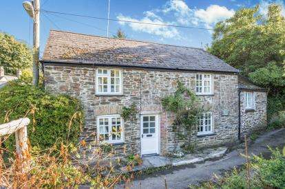 3 Bedrooms Detached House for sale in St. Germans, Saltash, Cornwall