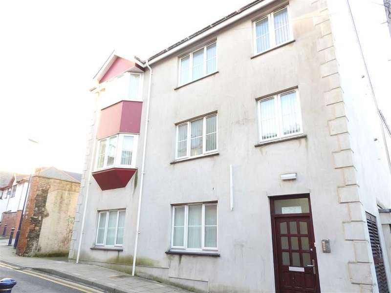1 Bedroom Flat for sale in Queen Street, Aberystwyth