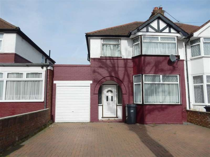3 Bedrooms Property for sale in Knowsley Avenue, Southall, Middlesex