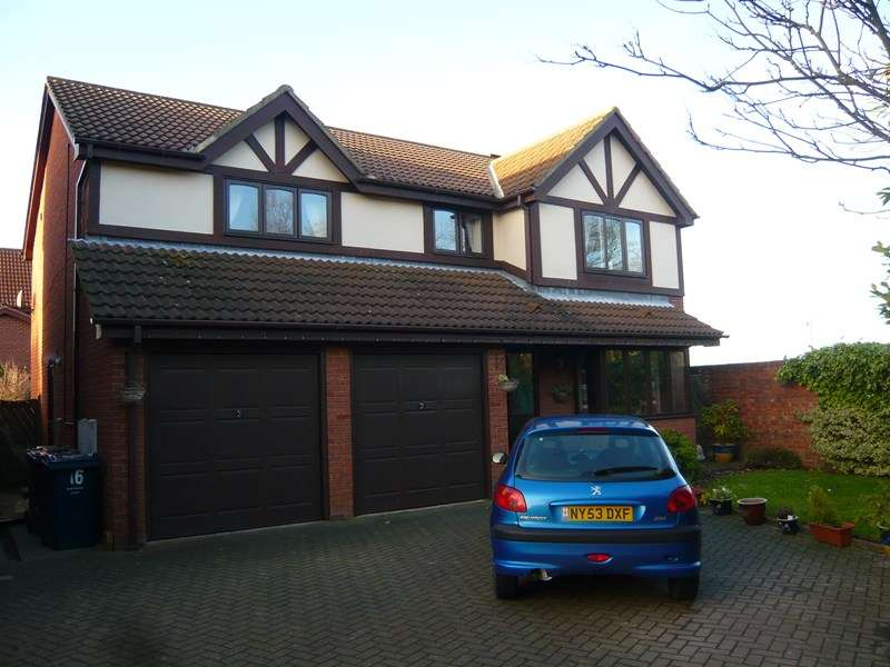 5 Bedrooms Detached House for sale in Fawley Close, Boldon