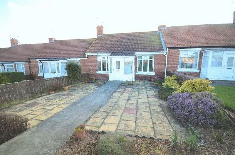2 Bedrooms Bungalow for sale in Exeter Avenue, Seaham