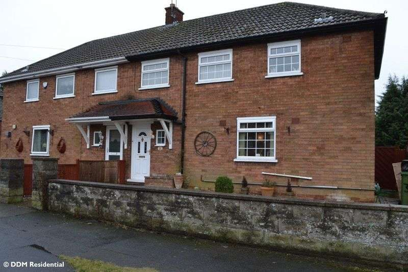 3 Bedrooms Semi Detached House for sale in Morley Road, Scunthorpe