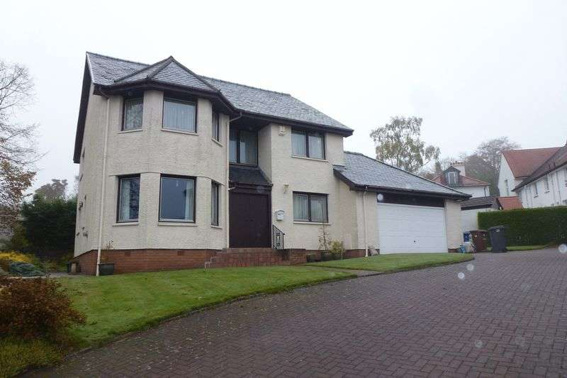 4 Bedrooms Detached House for sale in Barrs Brae, Kilmacolm