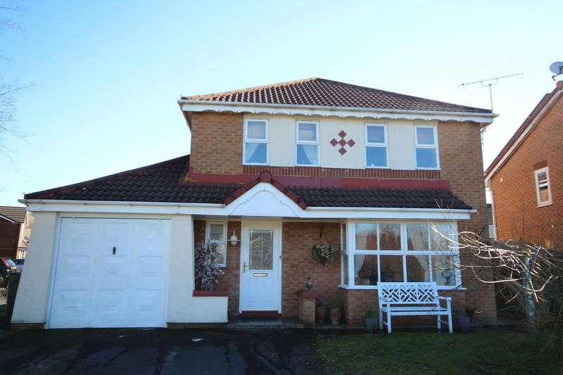 4 Bedrooms Detached House for sale in Stubley Gardens, Littleborough, Rochdale OL15 8JD
