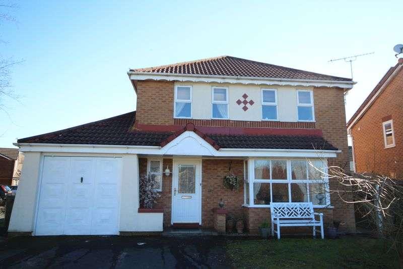 4 Bedrooms Detached House for sale in Stubley Gardens, Littleborough, Rochdale OL15 8JD