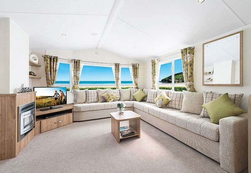 2 Bedrooms Detached Bungalow for sale in Doniford Bay, Watchet
