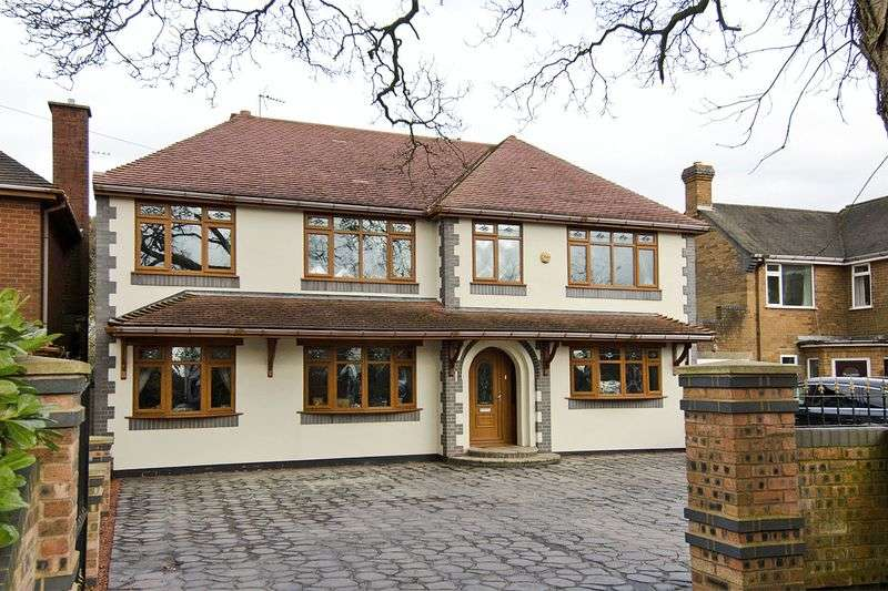5 Bedrooms Detached House for sale in Broad Lane, Essington/Wednesfield, Wolverhampton