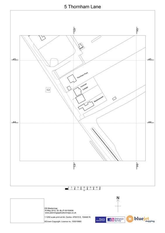 Land Commercial for sale in Thornham Lane, Emsworth
