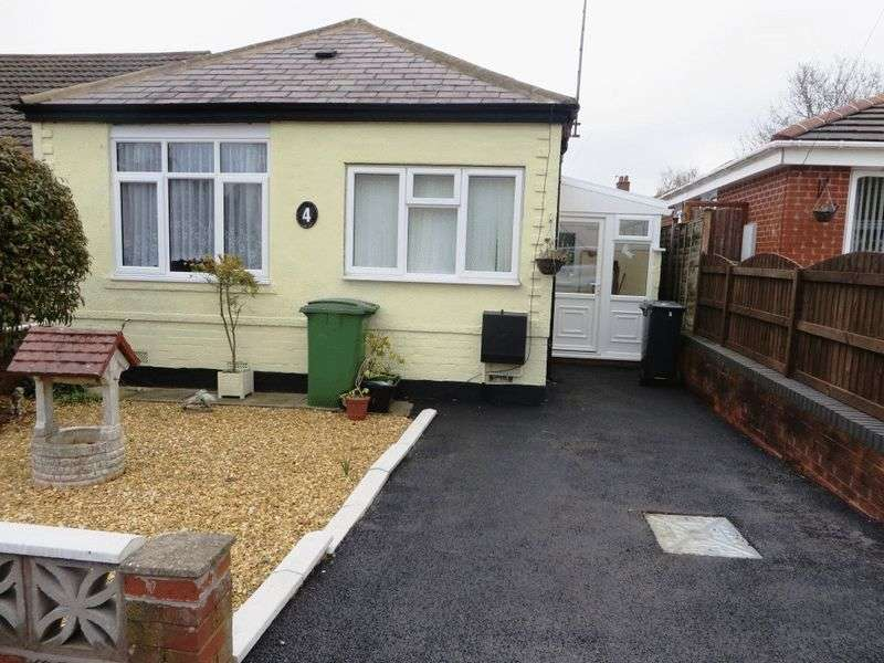 1 Bedroom Detached Bungalow for sale in Linden Avenue, Halesowen