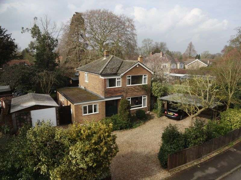 3 Bedrooms Detached House for sale in High Street, Horbling