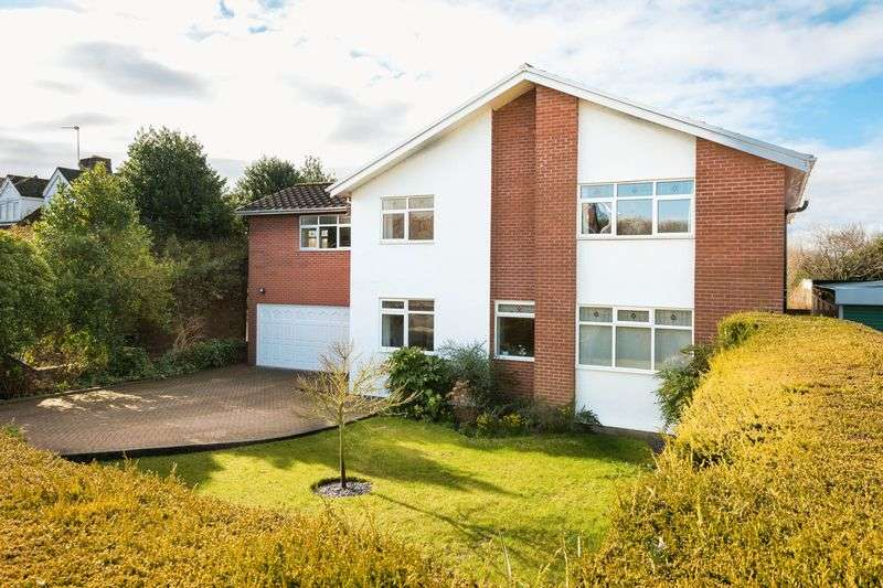 5 Bedrooms Detached House for sale in Hesketh Road, Hesketh Park, Southport