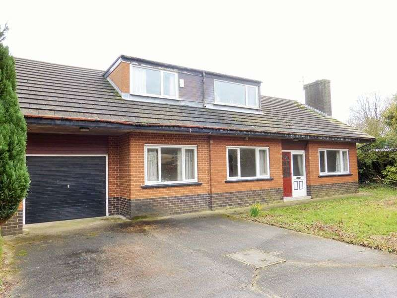 4 Bedrooms Detached Bungalow for sale in Liverpool Old Road, Much Hoole, Preston
