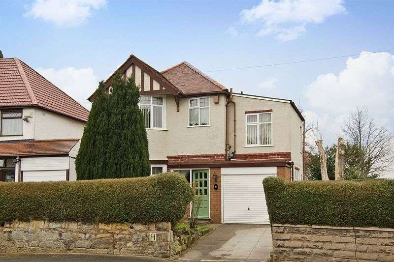 4 Bedrooms Detached House for sale in Lodge Road, Oxley, Wolverhampton