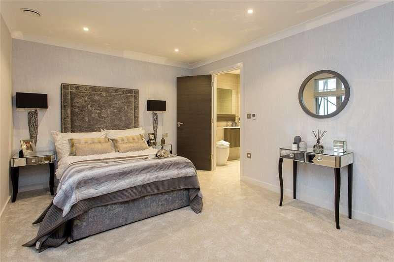 3 Bedrooms Flat for sale in Asprey Park, Ashley Lane, Hendon, London, NW4