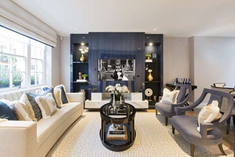 4 Bedrooms House for sale in Clabon Mews, London SW1X