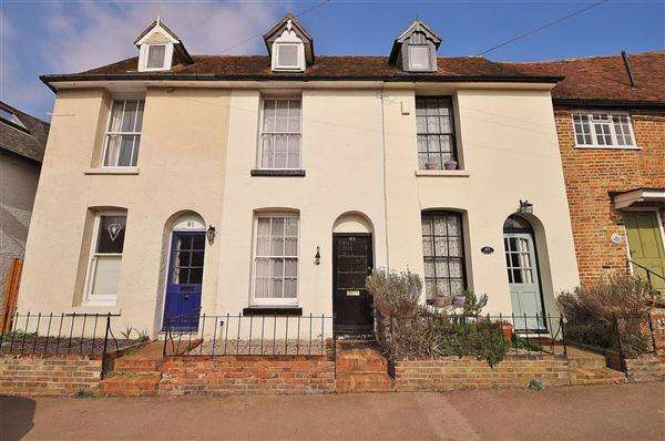 2 Bedrooms Terraced House for sale in Wye, Ashford, TN25