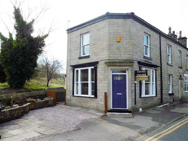 1 Bedroom Terraced House for sale in Chorley Old Road, Bolton