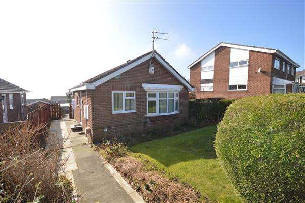 2 Bedrooms Bungalow for sale in Kinross Drive, Stanley