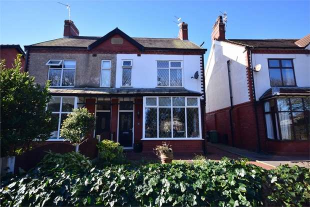 4 Bedrooms Semi Detached House for sale in 32 Lime Grove, LYTHAM ST ANNES, Lancashire
