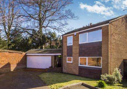 4 Bedrooms Detached House for sale in The Hollow, Evington, Leicester