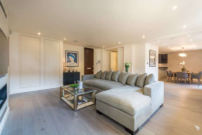 3 Bedrooms Flat for sale in Queen Anne Street, Marylebone, W1G