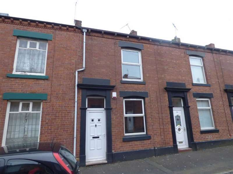 2 Bedrooms Property for sale in Lyon Street, Shaw, OLDHAM, Greater Manchester, OL2