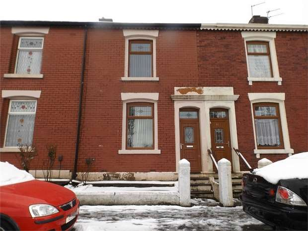 3 Bedrooms Terraced House for sale in Cherry Street, Blackburn, Lancashire