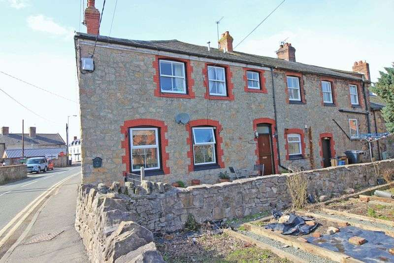 3 Bedrooms Flat for sale in Station Road, Llanymynech