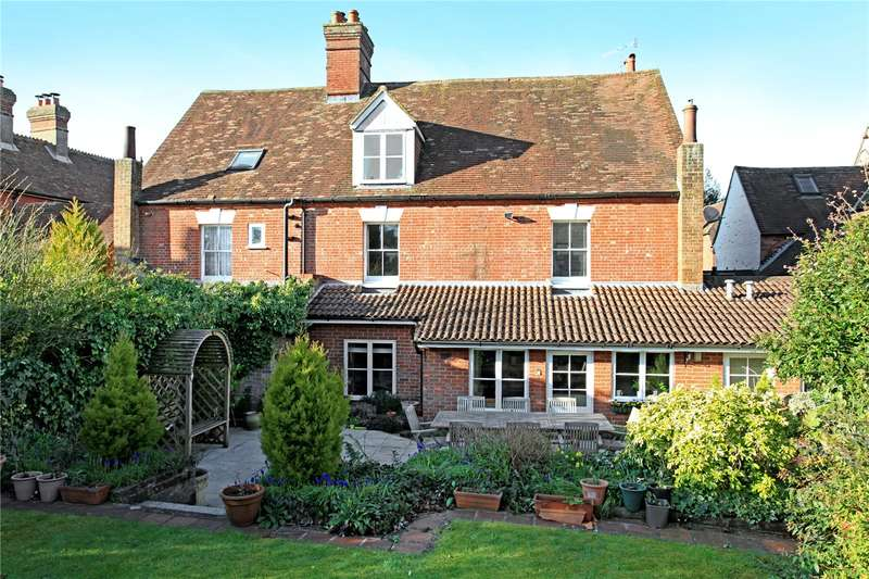 4 Bedrooms Semi Detached House for sale in High Street, Downton, Salisbury, Wiltshire, SP5