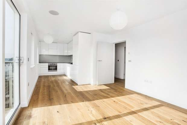 2 Bedrooms Flat for sale in Western Court, Rosebank Way, Acton