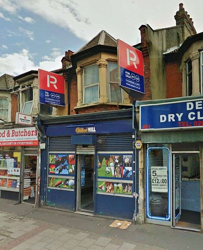 Property for sale in Plaistow Road, London